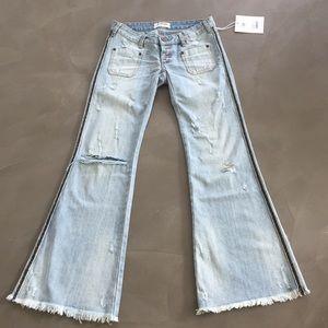 One Teaspoon Wide leg jeans!